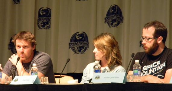 Michael, Jewel and Martin