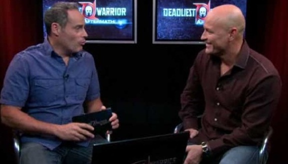 Spike TV Deadlist Warrior Hosts