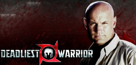 Click to visit Spike TV and learn more about the Deadlist Warrior!