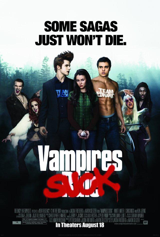 Vampires Suck Poster