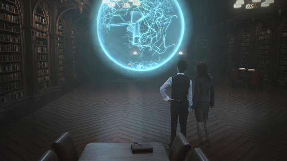 Sanctuary S3x06 Animus - Earth...as never seen before
