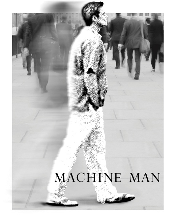 Learn more about Machine Man at the official web site!
