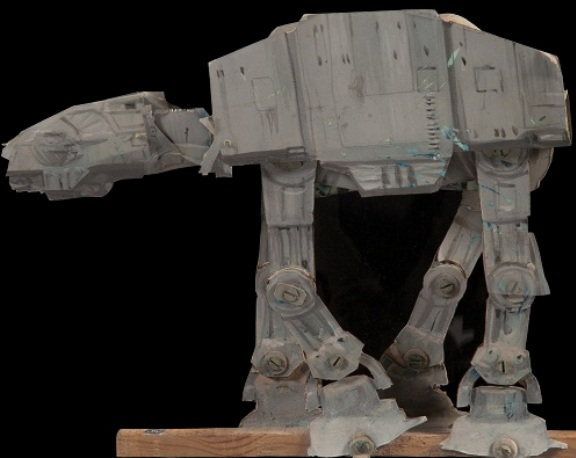 AT-AT from Star Wars Episode V - The Empire Strikes Back