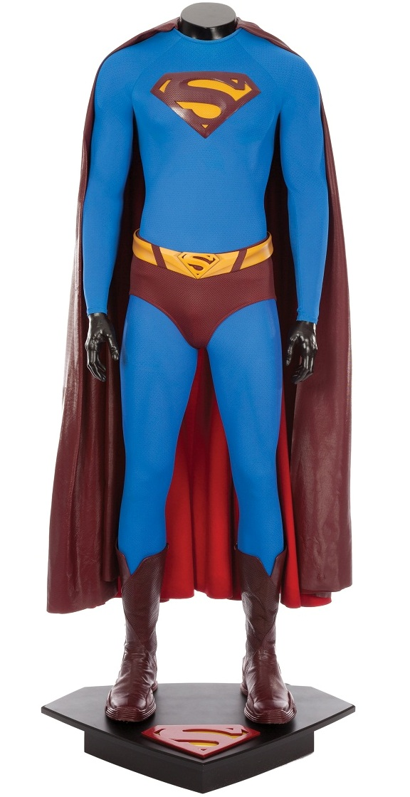 Hero Brandon Routh costume from Superman Returns