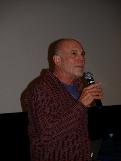 The gentle and wise, Carmen Argenziano...