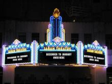 Click to learn more about the historic Saban Theatre!