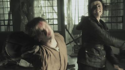 Do not mess with Helen Magnus!