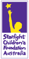 Click to visit the Starlight Children's Foundation!