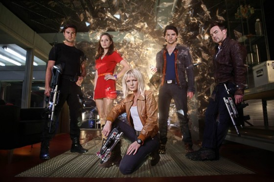 Primeval Series 4 Team!
