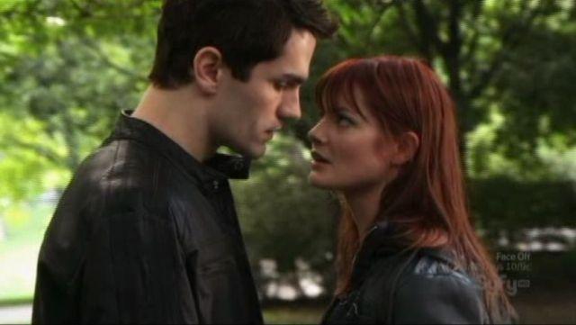 Aiden talks to Rebecca
