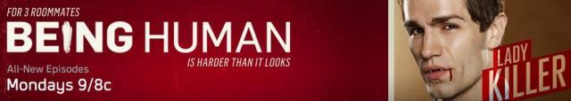Being Human 2011 Season One Lady Killer Banner!