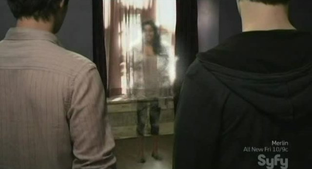 Being Human S1x01 Pilot- A ghost in the house!