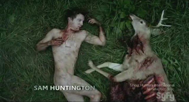Being Human S1x01 Pilot- Fresh kill