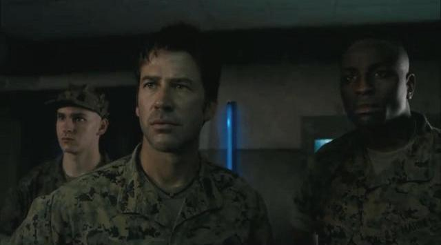 The Other Side - Joe Flanigan as Colonel Sam Synn!