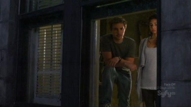 Josh and Sally watching Aiden