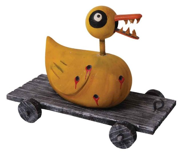 Nightmare before Christmas Double Size Duck
