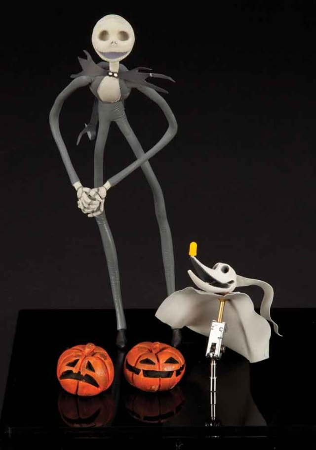 Nightmare Before Christmas Puppets