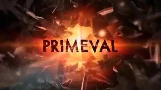 Primeval Series Four Exploding Banner!