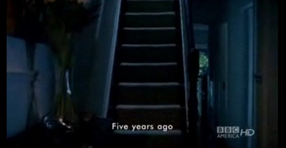Primeval S4x02 - Five years ago