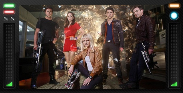 Primeval S4x02 - The New A.R.C. Team