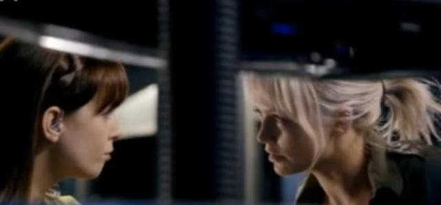 Primeval S4x04 - Jess and Abby