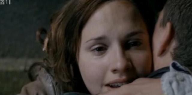 Primeval S4x05 - Emily in tears