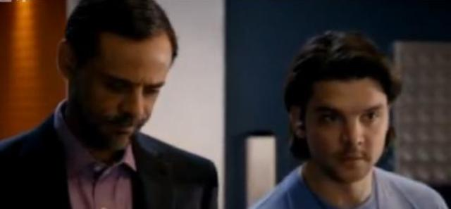 Primeval-S4x05 - Phillip and Conner