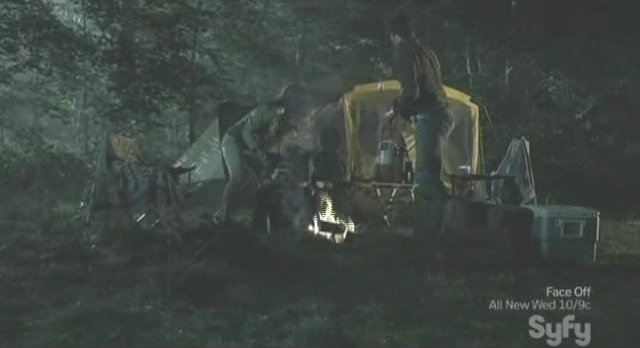 Being Human S1x04 - In the forest more campers