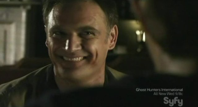 Being Human S1x04 -Ray gloats over beating the vampires!