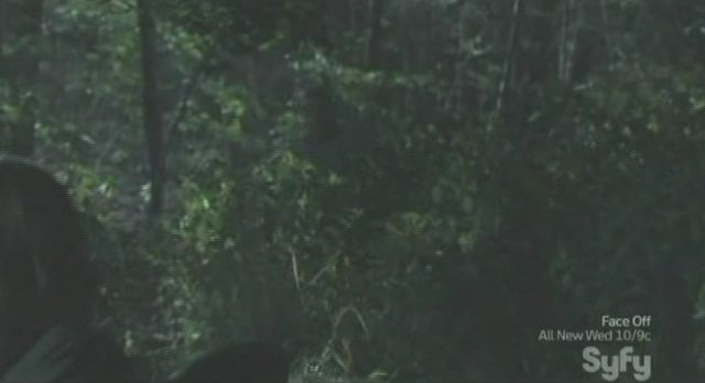 Being Human S1x04 - Running through the forest