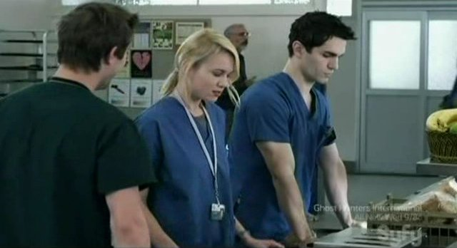 Being Human S1x04 -The three at the hospital