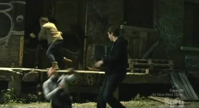 Being Human S1x04 -Werewolves and vapires fight it out