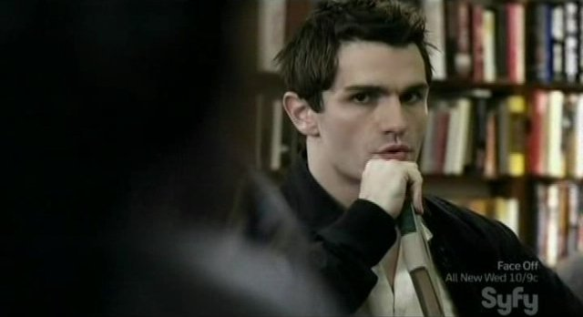 Being Human S1x04 -With the pretty girl in the book store