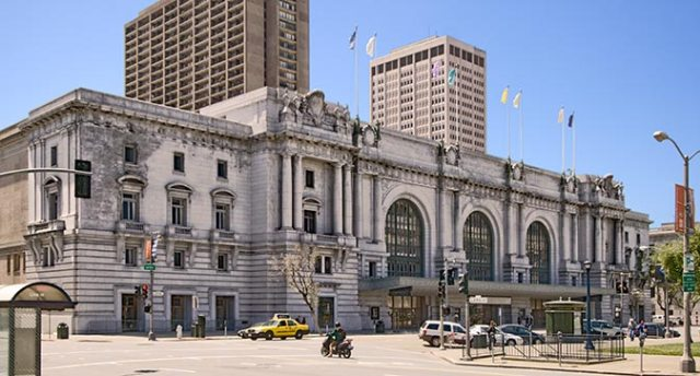 Click to learn more about the Bill Graham Civic Auditorium