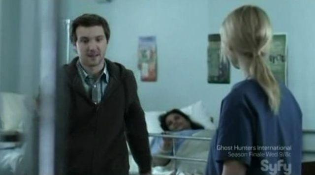 Dr. Blonde confronts Josh