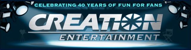 Creation Entertainment banner