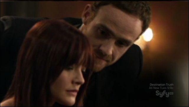Marcus and Rebecca
