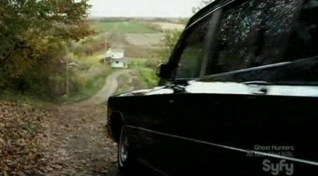 Mysterious farmhouse