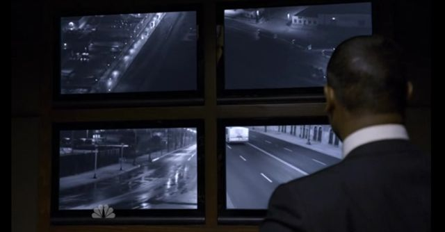 The Event S01x15 Martinez watching
