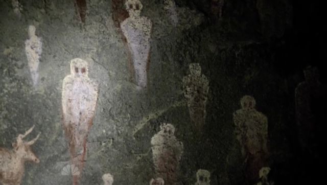 The Event S01x15 Nephilim