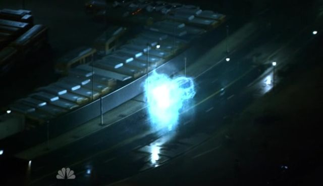 The Event S01x15 Portal used for escape