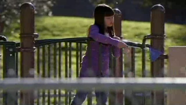 The Event S1x14 Little Girl In Purple