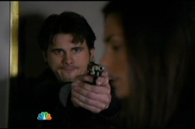 The Event S1x14 Sean Gun at Vicky