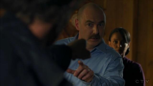 The Listener S2xE5 Scott confronts Matt