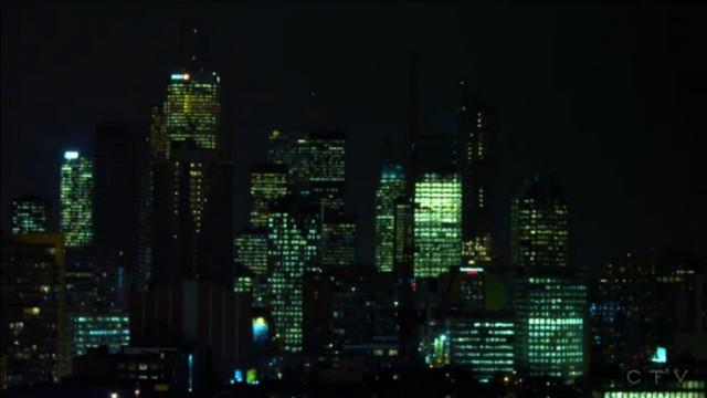 The Listener S2xE5 Toronto at night