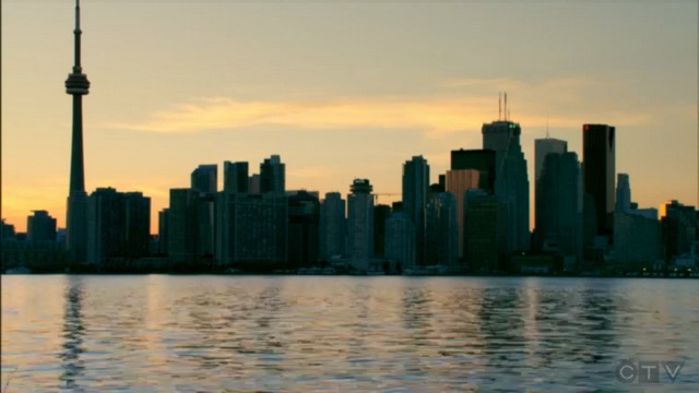 The Listener S2xE5 Toronto cityscape