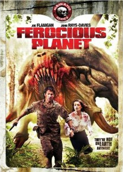 "Update: The Other Side: Movie Title Changed to ""Ferocious Planet"" with Promo Trailer!"