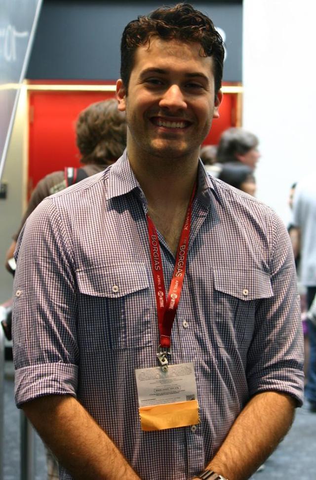WonderCon 2011 - Tarsem Singh Director of The Immortals