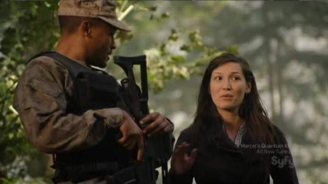 SGU S2xE16 The Hunt - Lisa protests about hunting