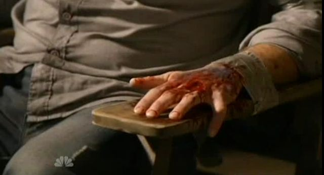 The Event S01x16 Henri's Hand